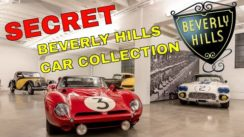 Hidden Beverly Hills Private Car Collection