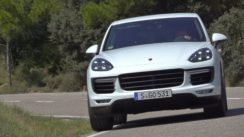 Porsche Cayenne Turbo: A Sports Car Trapped In An SUV Body?