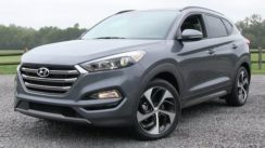2016 Hyundai Tucson Limited In Depth Review
