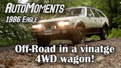 1986 AMC Eagle Off-Road Test Drive