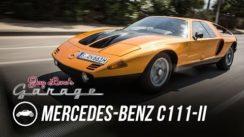 1970 Mercedes-Benz C111-II Review
