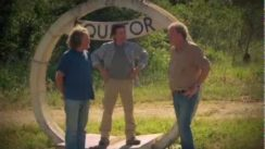 Professor Clarkson Does Donuts at The Equator