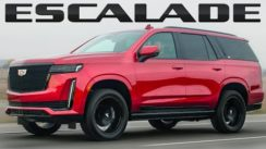 The Ultimate 2021 Cadillac Escalade Review
