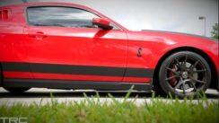 1000hp Shelby GT500 Battles 830hp Evo IX and R35 GTR