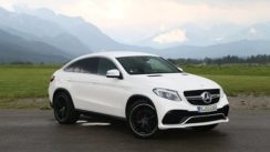 Mercedes-AMG GLE 63 S Coupe Driven