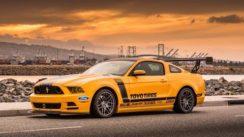 Modified Mustang BOSS 302 Driven