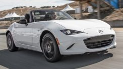 2016 Mazda MX-5 Miata Hot Lap