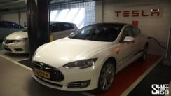 How to Supercharge the Tesla Model S P85D