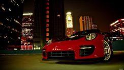 Shut Down LA: Porsche 911 GT2 RS Drag Race
