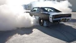 Awesome Muscle Car Burnouts