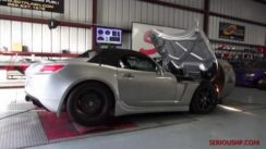 Modded Saturn Sky Dynoing