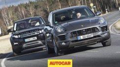 Porsche Macan vs Range Rover Evoque: Which is Best?