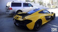 McLaren P1 vs Lincoln Navigator?