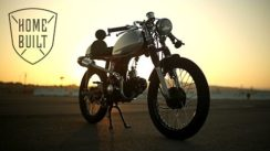 Home Built Motorcycle
