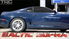 Baltic Supra Battles 1000 Horsepower Porsche Turbo
