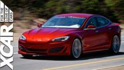 Tesla Model S Fully Tuned: Saleen ST
