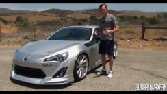 Review: Innovate Supercharged Scion FR-S
