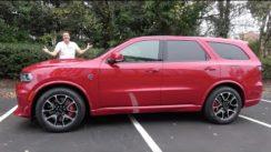 2021 Dodge Durango Hellcat Review – 710HP!