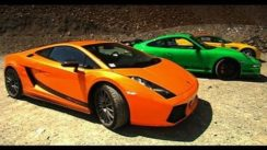 Searching for Driving Heaven in 3 Supercars