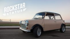 The Mini Cooper Has Rockstar Status