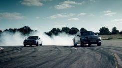 BMW 760Li vs Mercedes S63 AMG