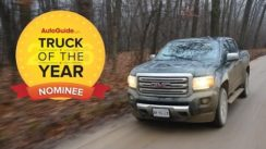 2016 GMC Canyon Diesel Tested