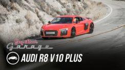 2017 Audi R8 V10 Plus Test Drive