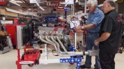 Engine Test Stands