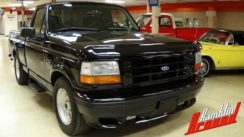 1994 Ford F150 Lightning Review