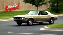 1968 Chevrolet Camaro SS Review
