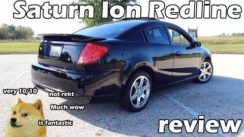 Quick Saturn Ion Review