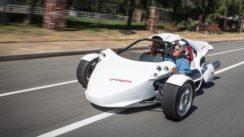 2013 Campagna Motors T-REX Quick Look