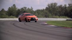 Lexus RCF Road and Track Test