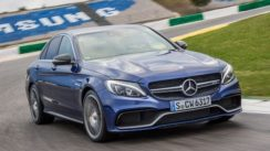 Mercedes AMG C63 Tested on Road and Track
