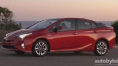 10 Things You Need to Know About the 2016 Toyota Prius Hybrid