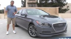 2015 Hyundai Genesis 3.8 Test Drive