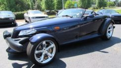 2001 Chrysler (Plymouth) Prowler Mulholland Edition Review
