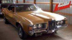 1972 Mercury Cougar XR7 Convertible Quick Look