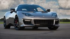 Lotus Evora 400 Test Drive
