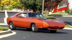 1969 Dodge Charger Daytona 440 Test Drive