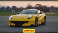 Extreme Ferrari F12tdf Driven