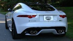Pure Sound: 2016 Jaguar F-Type R Coupe