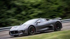 Jaguar C-X75 Hypercar Rivals LaFerrari and McLaren P1