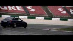 Mercedes C63 AMG bi-turbo Road & Track Test