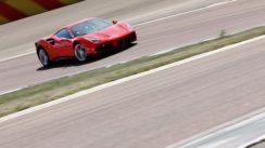 Ferrari 488 GTB on Road and Track
