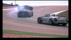 LaFerrari v Porsche 918 v McLaren P1 Supercar Challenge