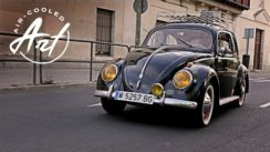 This 1953 Volkswagen Beetle Is Simply Air-Cooled Art