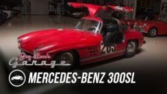 1955 Mercedes-Benz 300SL Gullwing Coupe
