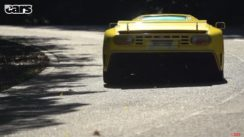 Bugatti EB110 SS Review