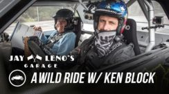 Rally Driver Ken Block Takes Jay For A Wild Ride